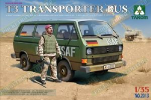 TAK02013  T3 Transporter Bus with figure